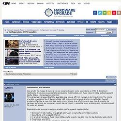 Configurazione HTPC tascabile