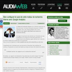 Bien configurer le suivi de votre moteur de recherche interne avec Google Analytics - Le blog Google Analytics