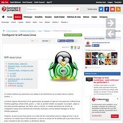 Configurer le wifi sous Linux