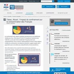 Tabac, Alcool : l'impact du confinement sur la consommation des Français