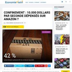 Confinement : 10.000 dollars par seconde dépensés sur Amazon ?
