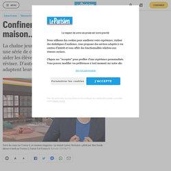 Confinement : France 4 lance l'école à la maison… à la télévision