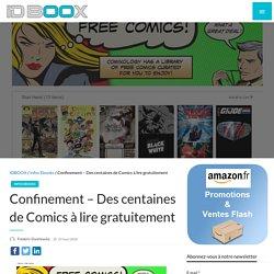 Des centaines de Comics à lire gratuitement