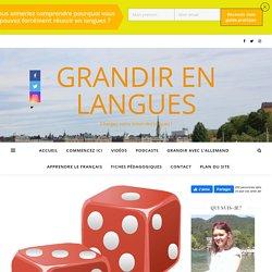 5 jeux pour réviser une langue en confinement. ( A télécharger gratuitement ! ) - Grandir en langues