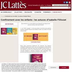 Confinement avec les enfants : les astuces d'Isabelle Filliozat