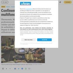 Confinement : le succès des robots multifonctions pour la cuisine - Le Parisien