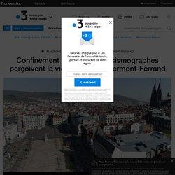 Confinement : comment les sismographes perçoivent la vie au ralenti à Clermont-Ferrand