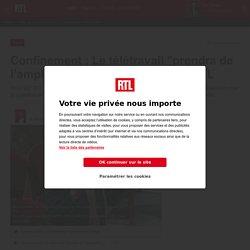 """Confinement : Le télétravail """"prendra de l'ampleur"""", estime Pénicaud sur RTL"""