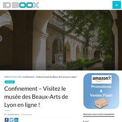 Visitez le musée des Beaux-Arts de Lyon en ligne !