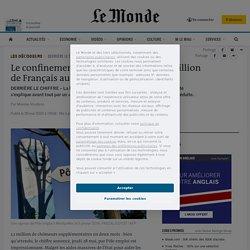 Le confinement a-t-il vraiment mis 1,1million de Français au chômage?