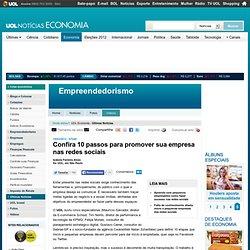 Confira 10 passos para promover sua empresa nas redes sociais - 15/03