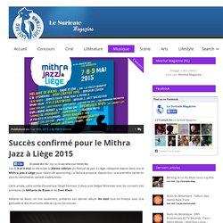 Omar Sosa @ Mithra Jazz à Liège 2015