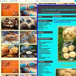 CONFISERIE,GOURMANDISE - la cuisine gourmande de deldel