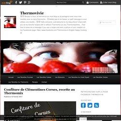 Confiture de Clémentines Corses, recette au Thermomix