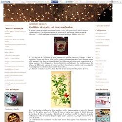 Confiture de gratte-cul ou cynorrhodon - La cuisine de Lilou
