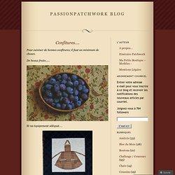 Passionpatchwork Blog