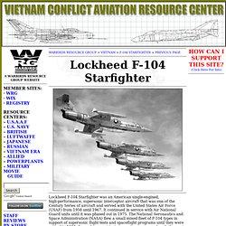 Vietnam Conflict Aviation Resource Center - A Warbirds Resource Group Site