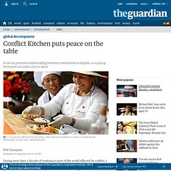 Conflict Kitchen puts peace on the table