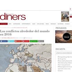 Los conflictos alrededor del mundo en 2016 – Revista Diners