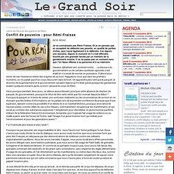 04/11/14 Arié Alimi: Lettre de l'avocat des parents de Rémi Fraisse