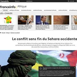 Le conflit sans fin du Sahara occidental