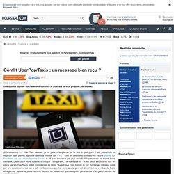 Conflit UberPop/Taxis : un message bien reçu ?