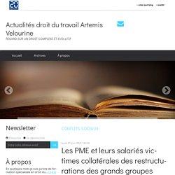 CONFLITS SOCIAUX - Actualités droit du travail Artemis Velourine
