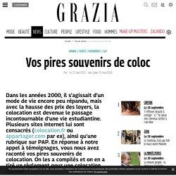 Les conflits les plus courants en colocation - Grazia.fr