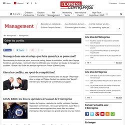Gérer les conflits - L'Express L'Entreprise