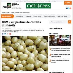 METRO 30/09/10 OGM : un parfum de conflits d'intérêts