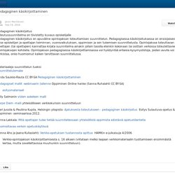 Confluence Mobile - WIKI - Lahti University of Applied Sciences