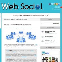 Ne pas confondre veille et curation | Web et media social