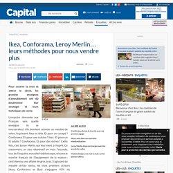 Ikea, Conforama, Leroy Merlin… leurs méthodes pour nous vendre plus - 1