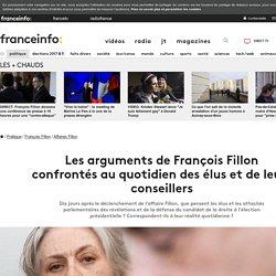Les arguments de François Fillon confrontés au quotidien des élus et de leurs conseillers