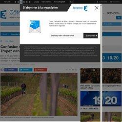 Confusion sexuelle dans les vignes de Saint Tropez dans le Var - France 3 Côte d'Azur