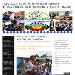Liwen ñi Mapu & Asoc. Colectivo Red de Noticias e Información sobre Pueblos Indígenas y Derechos Humanos