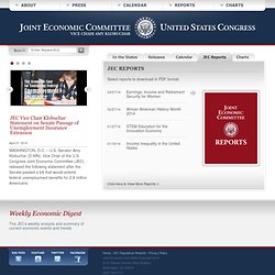 U.S. Congress Joint Economic Committee