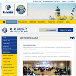 Clinical Immunology - EAACI Interactive Session