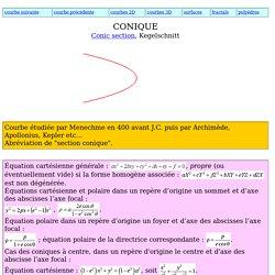 Conique