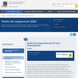 Point de conjoncture du 27 mai – Un recul de 20% du PIB en France