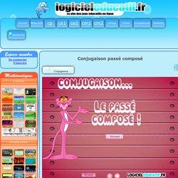 jeu Conjugaison passé composé