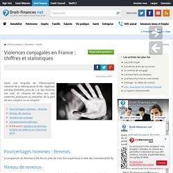 Violences conjugales en France : chiffres et statistiques