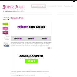 Conjugo Speed