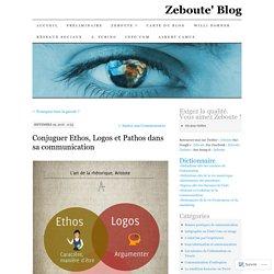Conjuguer Ethos, Logos et Pathos dans sa communication
