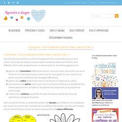 La fleur des besoins : un outil de connaissance de soi pour les enfants et adolescents (8 ans et +)