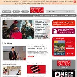 Connaissance des Arts, Magazine d'Art, Actualité artistique, Agenda expositions art