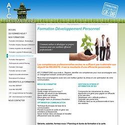 Formation à la gestion du stress et à la connaissance de soi - ATC FORMATIONS en Vendée (85) et Loire Atlantique (44)