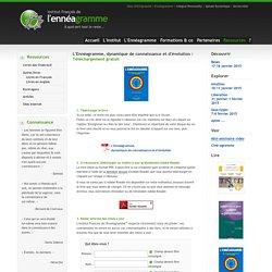 L'Ennéagramme, dynamique de connaissance et d'évolution: Téléchargement gratuit