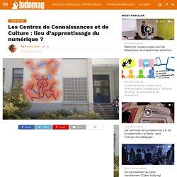 Les Centres de Connaissances et de Culture : lieu d'apprentissage du numérique ? – Ludovia Magazine