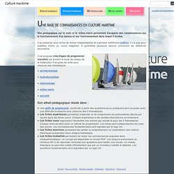 Une base de connaissances en culture maritime : Accueil - Culture Maritime